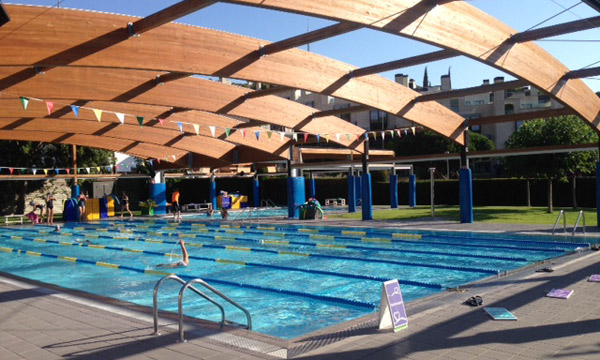 Know the best swimming pools in barcelona hotel arc la rambla - Arc swimming pool ...