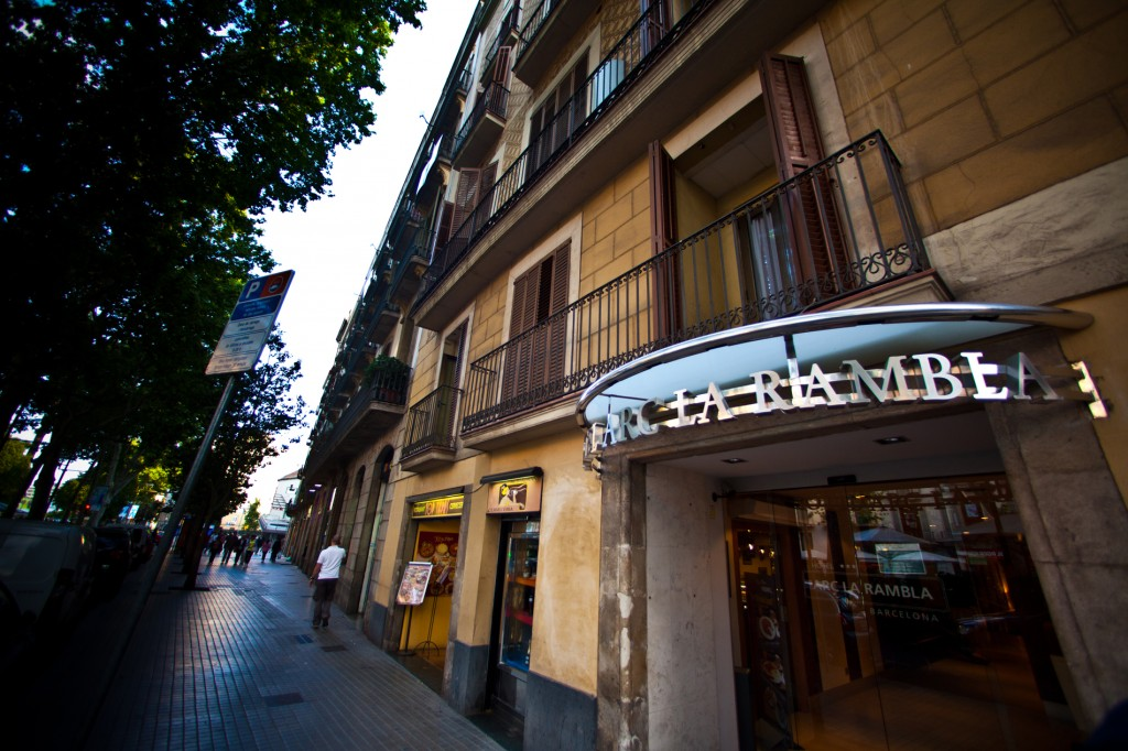 Hotel arc la rambla hotels in barcelona centre book now for Hotels barcelone
