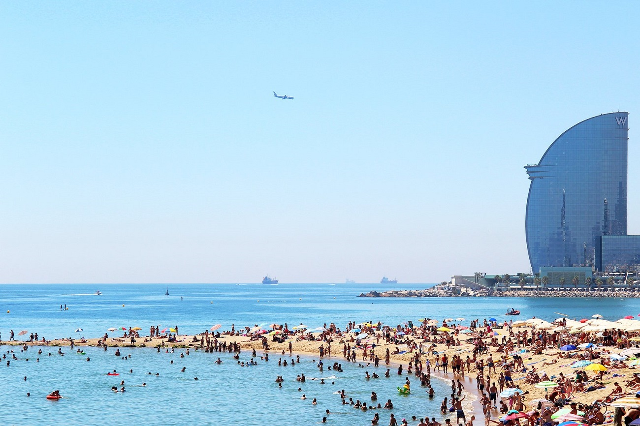 Disciver the great beaches that you can enjoy in Barcelona