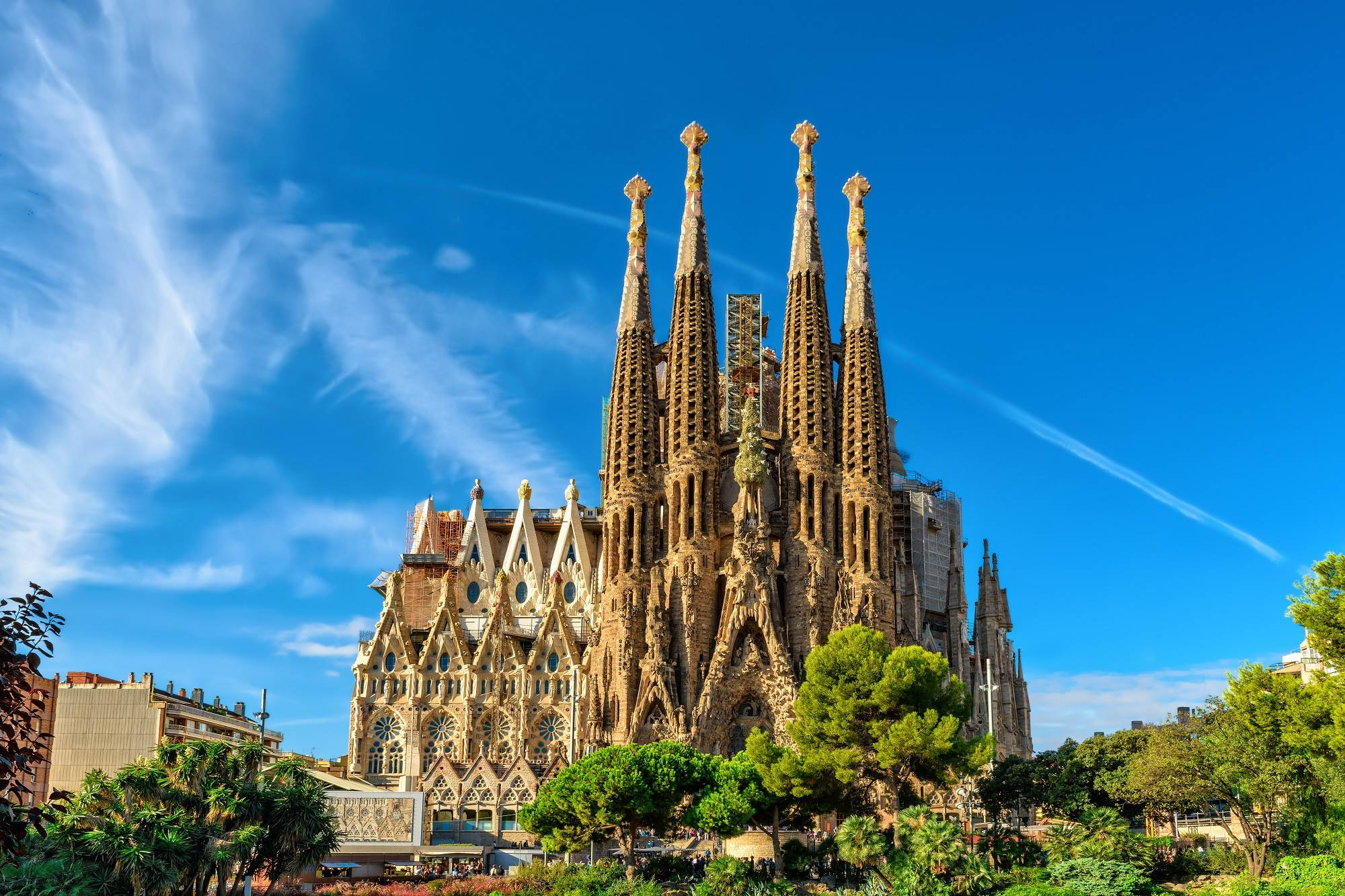 Discover La Sagrada Familia The Jewel Of Modernism In Barcelona